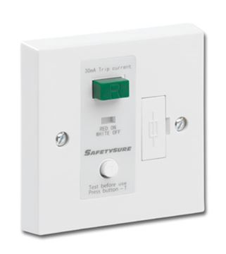 Picture of G/Brook M92W Fused Spur c/w RCD