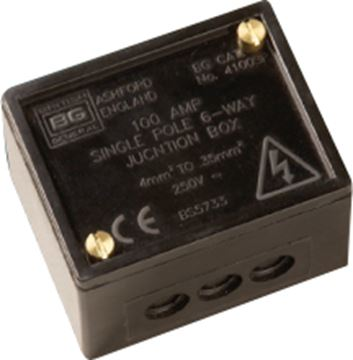 Picture of BG 4100SP Connector Block100A SP 5way