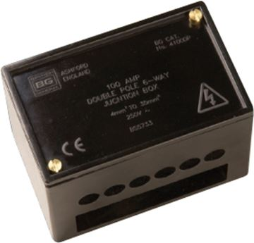 Picture of BG 4100DP Connector Block 100A DP 2x5way