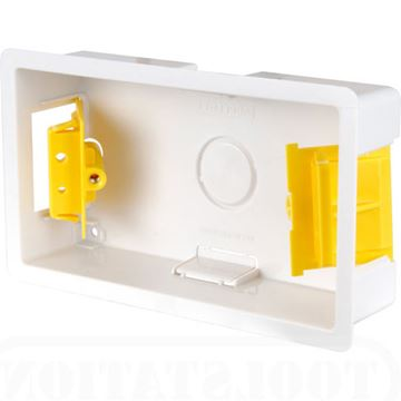 Picture of Appleby SB629 Dry Lining Box 2 Gang 35mm