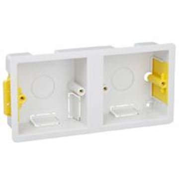 Picture of Appleby SB637 Dual Dry Lining Box 35mm