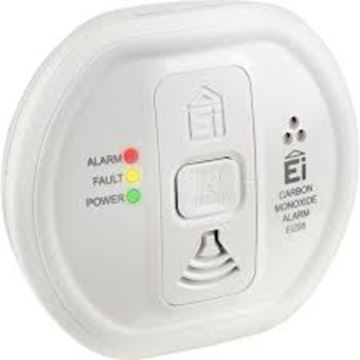 Picture of Aico EI208 CO Alarm Battery Powered