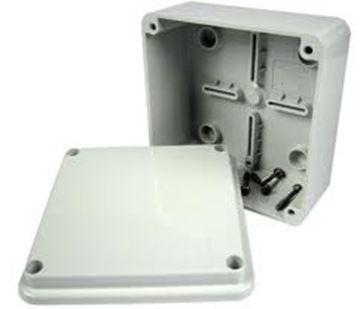 Picture of Gewiss GW44204 Junction Box 100x100x50mm