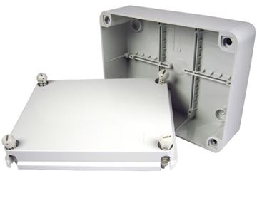 Picture of Gewiss GW44207 Junction Box 190x140x70mm