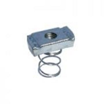 Picture of Trench CS25 Short Spring Channel Nuts 8mm