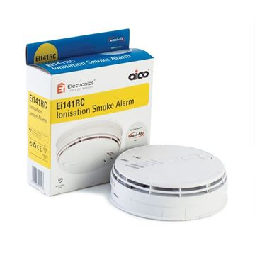 Picture of Aico EI141RC Smoke Alarm Ionisation