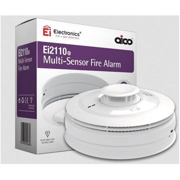 Picture of Aico EI2110 Multi-Sensor Fire Alarm