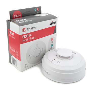 Picture of Aico EI3014 Mains Heat Alarm