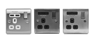 Picture for category Sockets Decorative Wiring Accessories