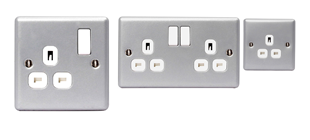 Picture for category Sockets Metalclad Wiring Accessories