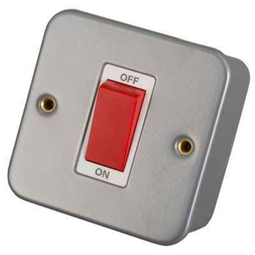 Picture of Click CL200 Cooker Switch 1G 45A Mc