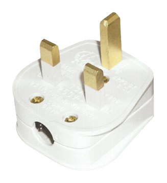 Picture of Click PA320 Plug 13A Whi