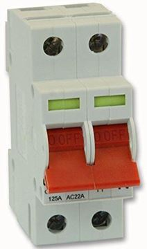 Picture of Crab 125SW2 Switch Discon DP 125A
