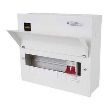 Picture of Crab 18MS19 Consumer Unit 19Way 100A