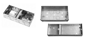 Picture for category Accessories Switch & Socket Boxes