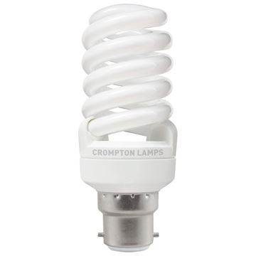 Picture of Cromp BPCFT215WWBC-1BL Econ 827 BC 15W CFL