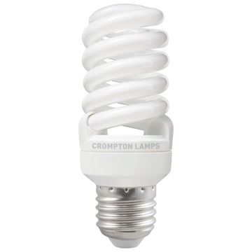 Picture of Cromp BPCFT215WWES-1BL Econ 827 ES 15W CFL