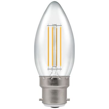 Picture of Crompton 7130 LED Lamp Candle 5W 2700K