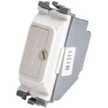 Picture of MK K4890WHI Fuse Unit 13A