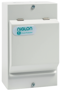 Picture of Niglon EM3420 4 Module Metal Enc + Lid