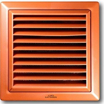"""Picture of NVA F4904T Fan 4"""" Fixed Wall Grille Tcota"""