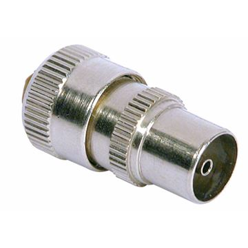 Picture of Philex 19100B Male Coax Plug