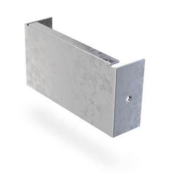 Picture of Trench LASE Lighting Trunking Stop Ends