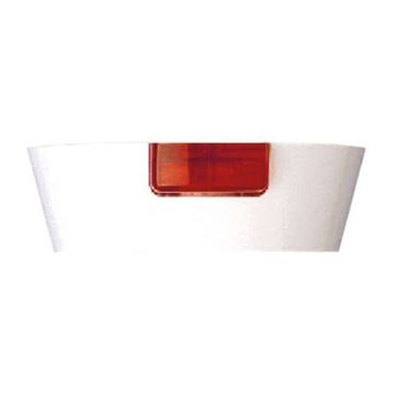 Picture of MK 2056WHI Mounting Block c/w Neon