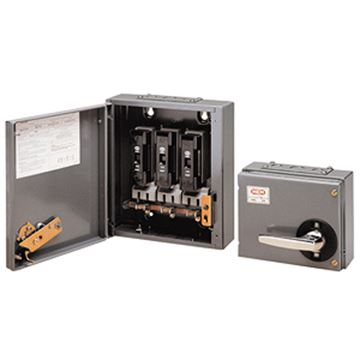 Picture of Eaton 15KXTNC2F Switchfuse TPN 20A
