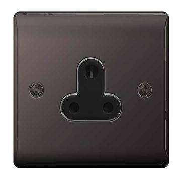Picture of BG NBN29B Unswitched Socket Round Pin 5A
