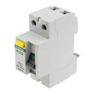 Picture of Crab 363/030 RCCB Incomer DP 63A 30mA