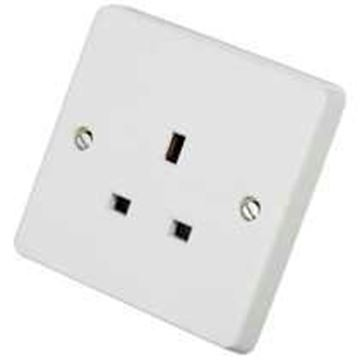 Picture of Crab 7255 Socket 1G 13A