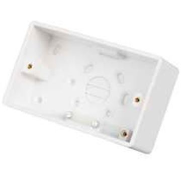 Picture of Crab 9054 Box 2Gang 45mm Surface