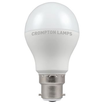 Picture of Cromp 7314 LED GLS 6w 240V 2700K BC-B22d