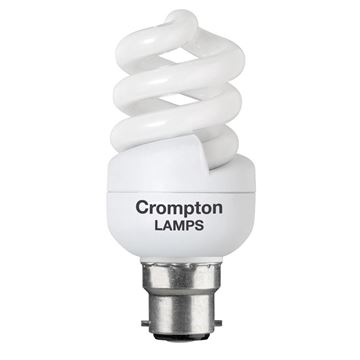 Picture of Cromp BPCFT211WWBC-1BL Econ 827  BC 11W CFL