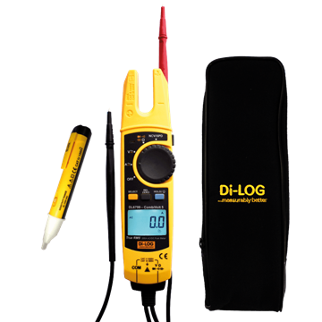 Picture of DiLog DL6799 CombiVolt 5 Clamp Tester