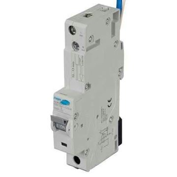 Picture of Hager ADA182U RCBO SP A C 32A 30mA 10kA