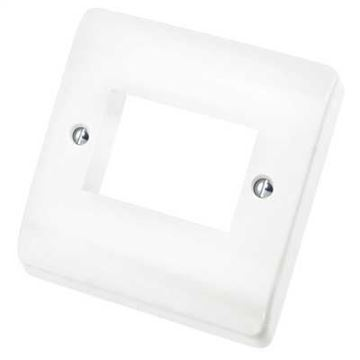 Picture of Click CMA403 Frontplate 1G 3Aperture