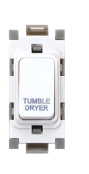 Picture of Deta G3555 Grid Switch DP T/Dryer 20AWhi