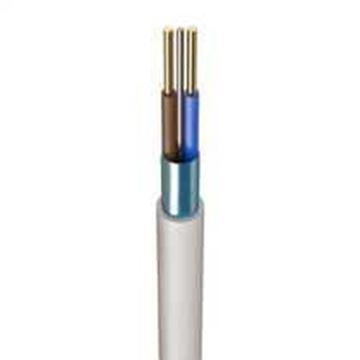 Picture of Fire Rated Cable 2C+E 2.5mm Whi 100m