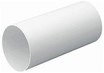 """Picture of NVA 1200-4 4"""" Duct Solid 2mtr"""