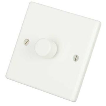 Picture of Zano ZSP151 Dimmer Switch 1G 0-150W Whi