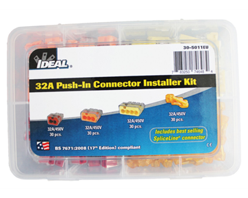 Picture of IDEAL 30-5011EU Wire Connector Kit 32A