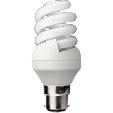 Picture of Kosnic ECO15SP2/B22-827 Spiral CFL 15W