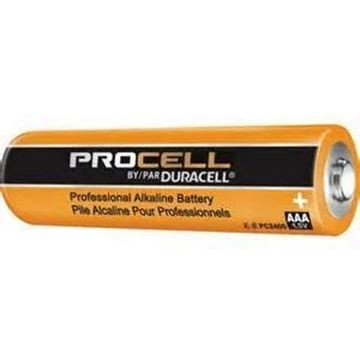 Picture of Dura PC2400B10 Alkaline  AAA Cell PK-10